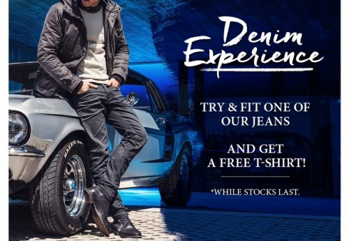 18 maart: Cast Iron Denim Experience