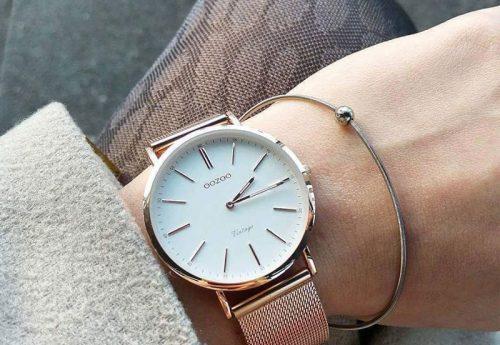 Dé horloge trend van nu: minimalistisch