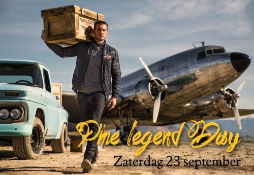 Zaterdag 23 september: PME Legend Day