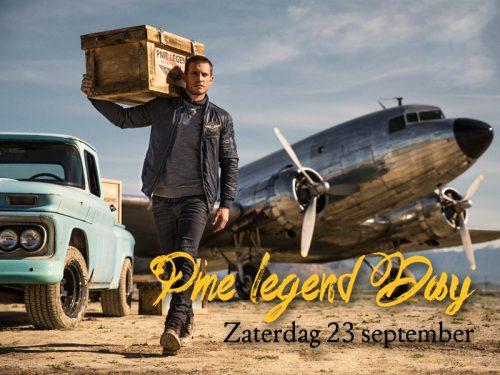 Zaterdag 23 september: PME Legend Day