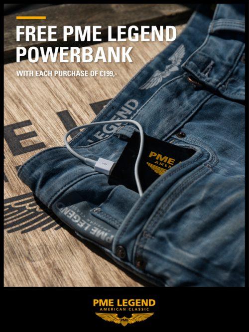Gratis PME powerbank bij besteding v.a. €199,-