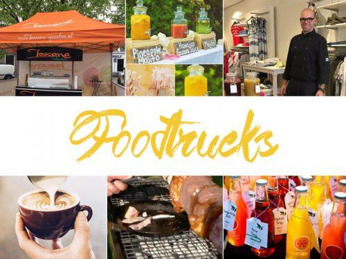 Foodtrucks op ons Jubileumfeest!