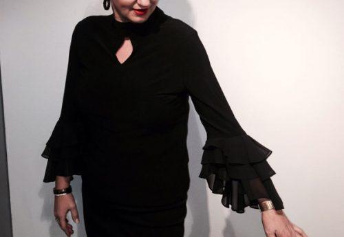 De favoriete feestelijke outfits van Henriette