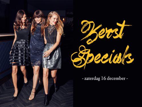 Kerst Specials Zaterdag 16 december