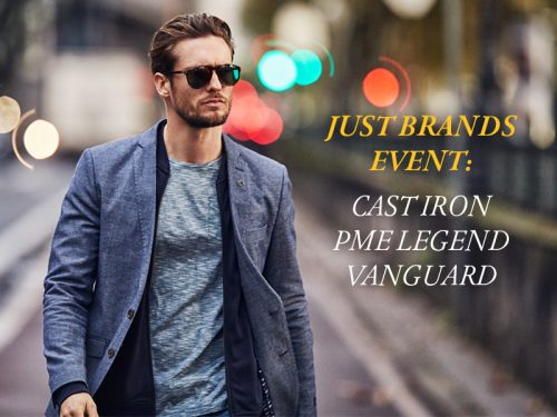 17 maart: Just Brands Event